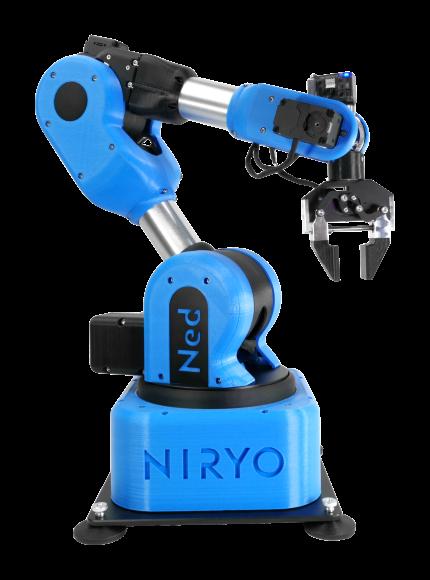Niryo Ned Robot colaborativo de 6 ejes