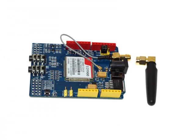 4duino Sheeld GSM GPRS para Arduino Uno