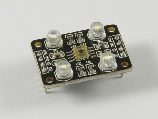 4duino Sensor de color TCS3200