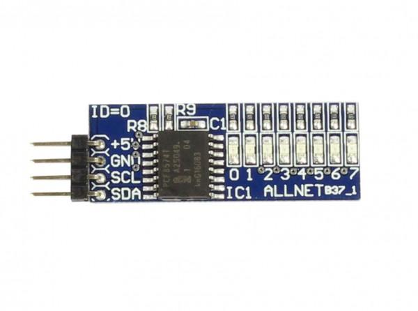 4duino Placa 8 LED B37