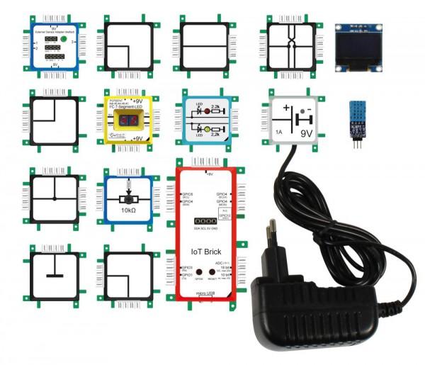 ALLNET Brick'R'knowledge Internet of Things Set IoT English