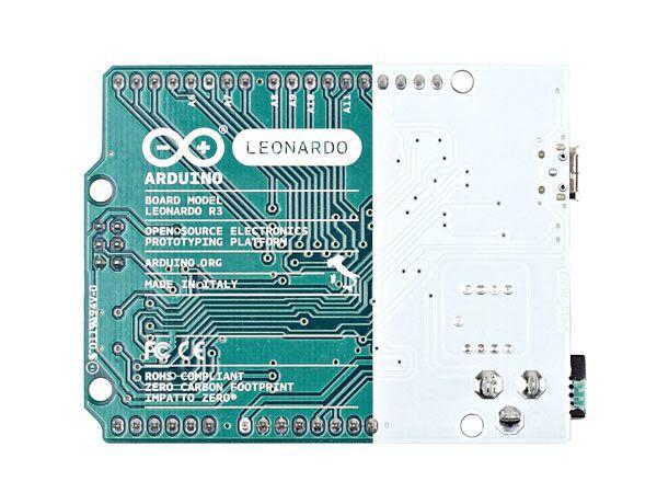 Arduino® Leonardo (con cabezales)