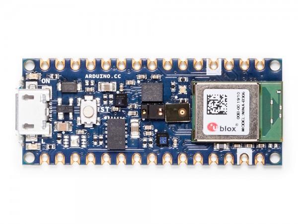 Arduino® ABX00031 Nano 33 BLE Sense