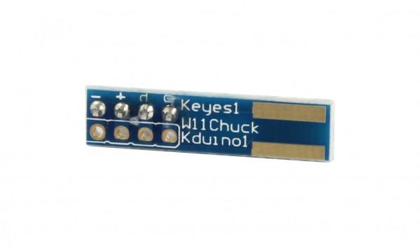 4duino Adaptador Nunchuck Wii