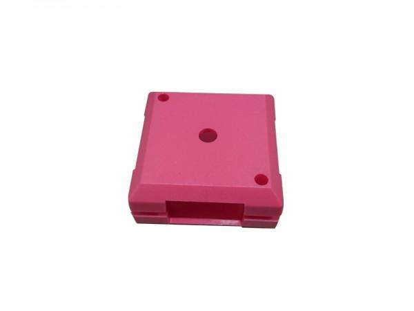 ALLNET Brick'R'knowledge Carcasa de plástico magenta, 10uds