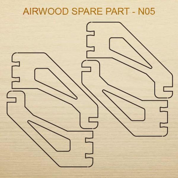 Airwood W20205 Recambio de madera N05