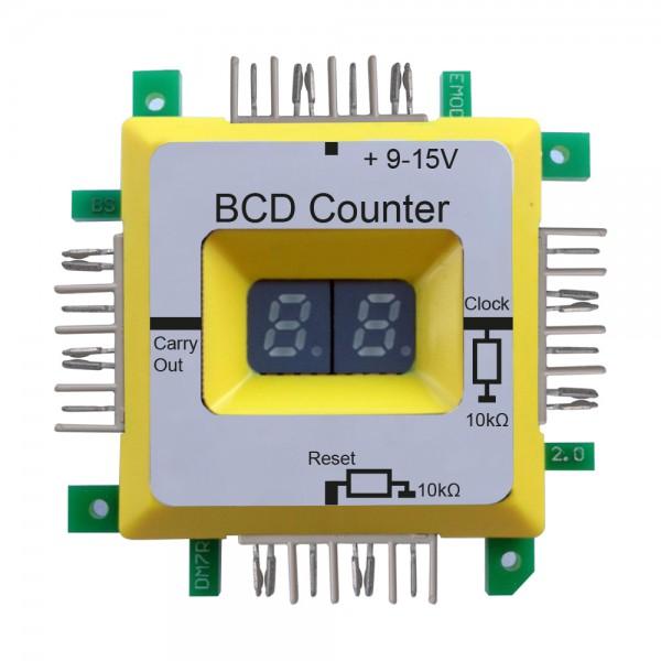 Brick'R'knowledge Contador Lógico BCD