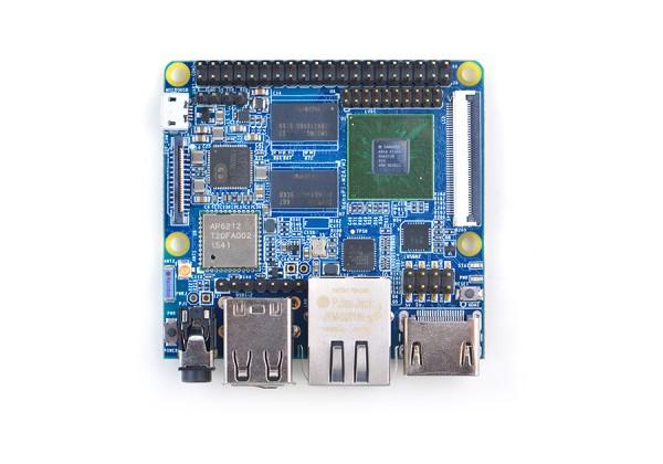 FriendlyELEC NanoPi M1 Plus