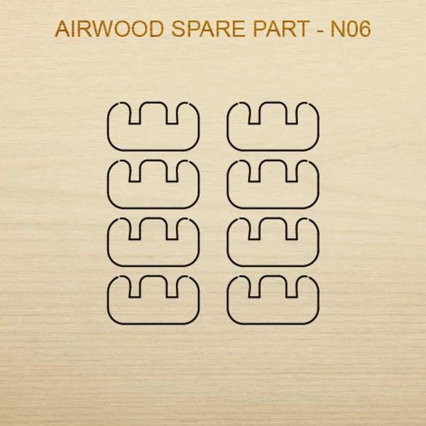 Airwood W20206 Recambio de madera N06
