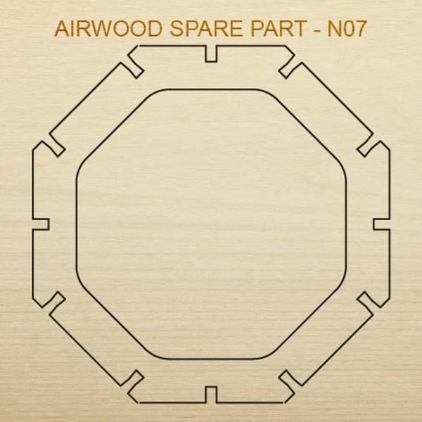 Airwood W20207 Recambio de madera N07