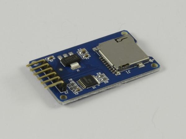 4duino Módulo de tarjeta microSD