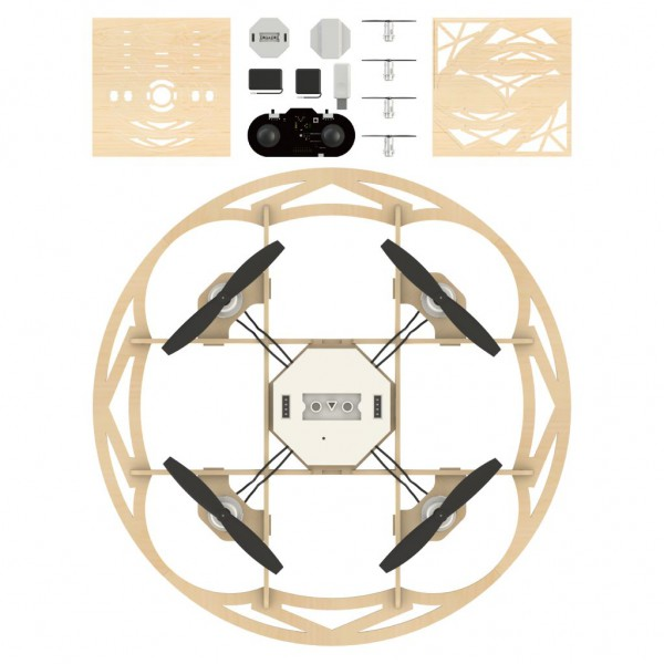 Airwood P203 Kit Dron Taiji DiY