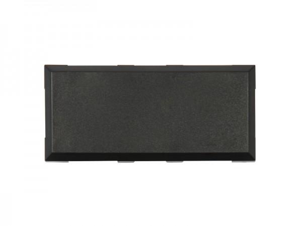 ALLNET Brick'R'knowledge Carcasa plástico negro 2x1