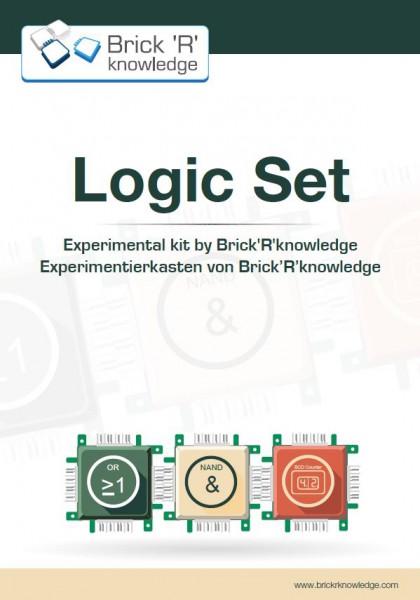 Brick'R'Knowledge Libro Set Lógico