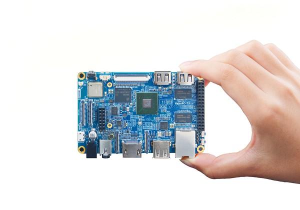 FriendlyELEC NanoPc-T3 Plus - 2GB/16GB OctaCore A53 64-bit