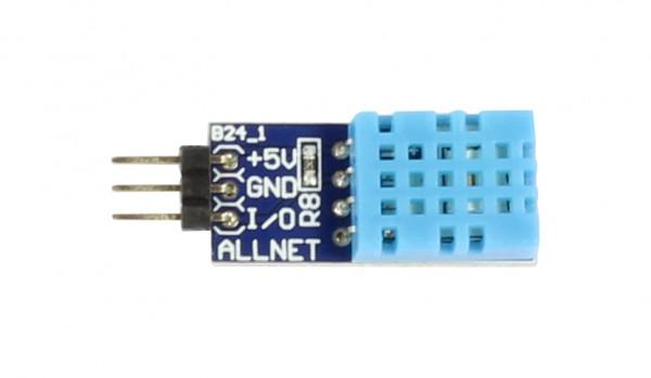 4duino Sensor de Temperatura y Humedad