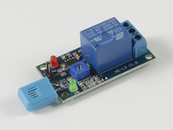 4duino Sensor de humedad con relé