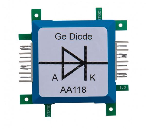 ALLNET Brick'R'knowledge Diodo de germanio AA118