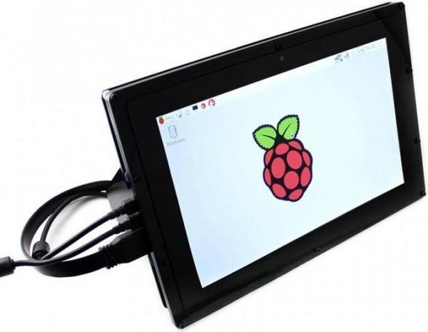 """Raspberry Pi Display 10"""" Táctil 1280x800"""