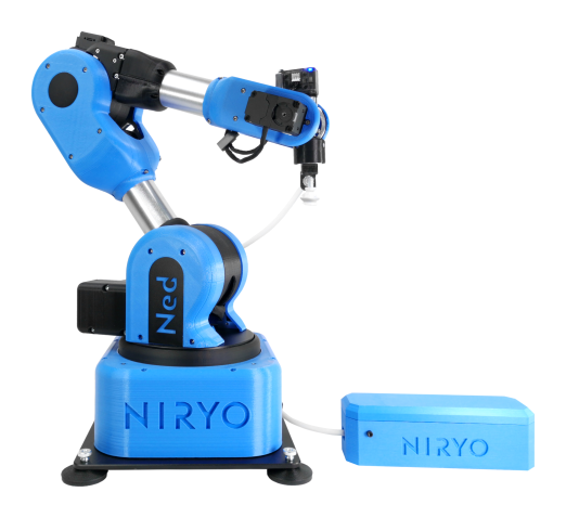 Niryo Ned Bomba de vacío