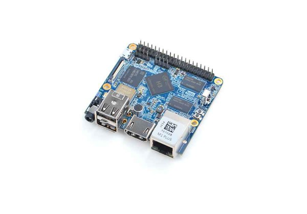 FriendlyELEC NanoPi A64 - WiFi Bluetooth