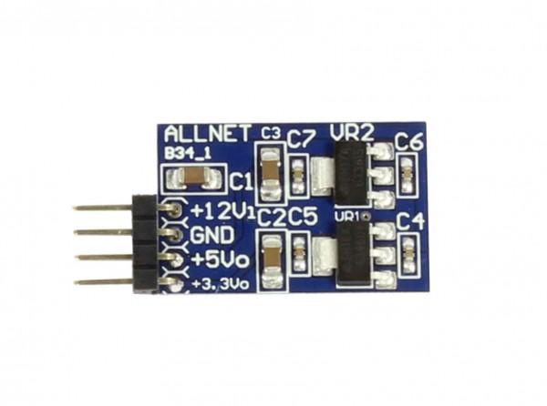 4duino Conversor voltaje lineal