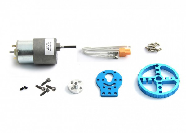 Makeblock-37mm DC Motor Robot Pack