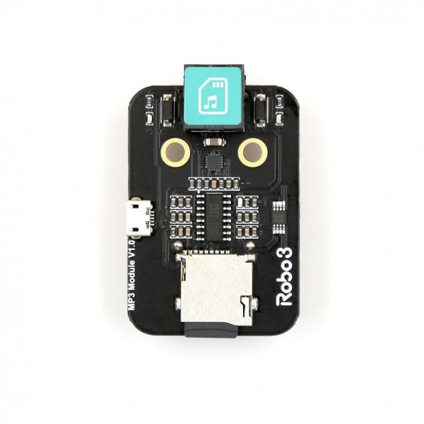 Robo3 Módulo MP3 V1