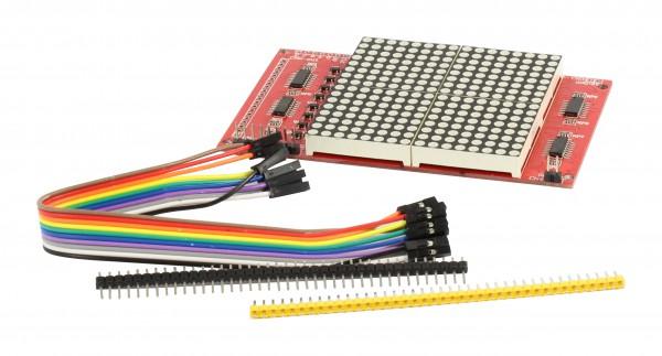 4duino Módulo LED DOT Matrix 16x16