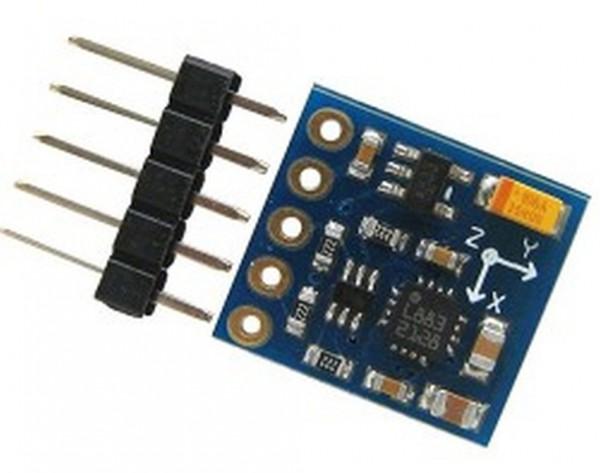 4duino Magnetómetro HMC5883L