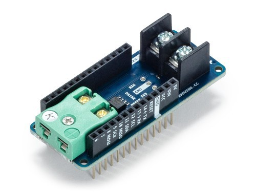 Arduino® Shield MKR THERM (Termoelementos)