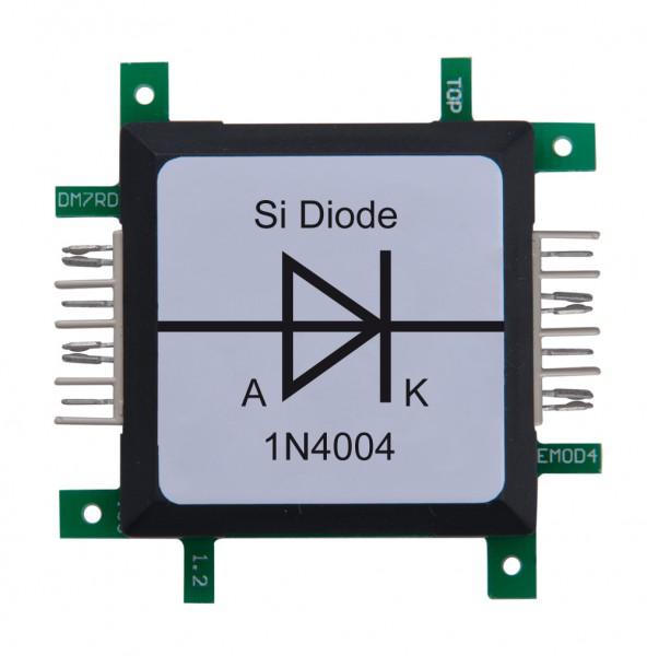 ALLNET Brick'R'knowledge Diodo de silicio 1N4004