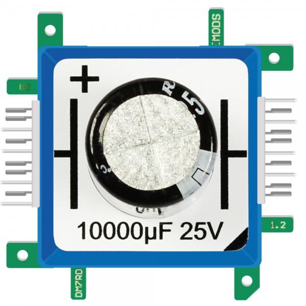 Brick'R'knowledge Condensador 10000µF 25V