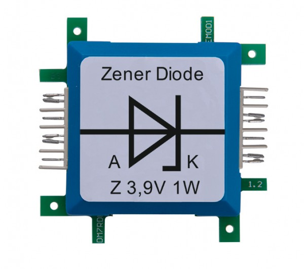 ALLNET Brick'R'knowledge Diodo Zener Z 3.9V 1W