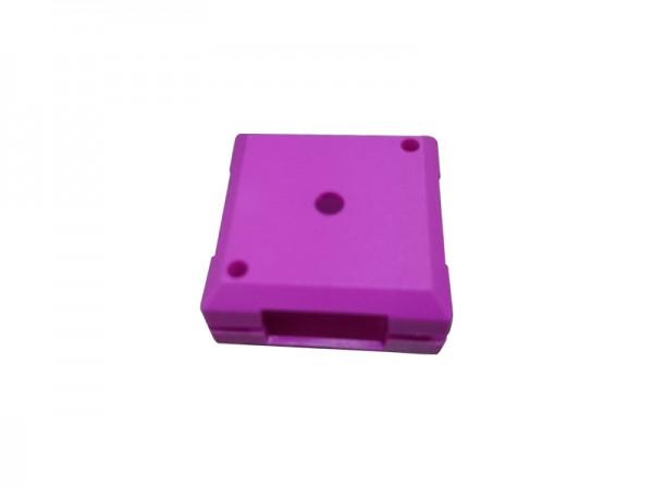 ALLNET Brick'R'knowledge Carcasa de plástico violeta, 10uds