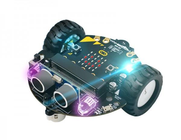 Yahboom tiny:bit Smart Robot Car (sin micro:bit)