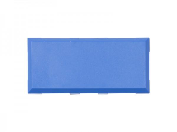 ALLNET Brick'R'knowledge Carcasa azul 2x1, 10 uds