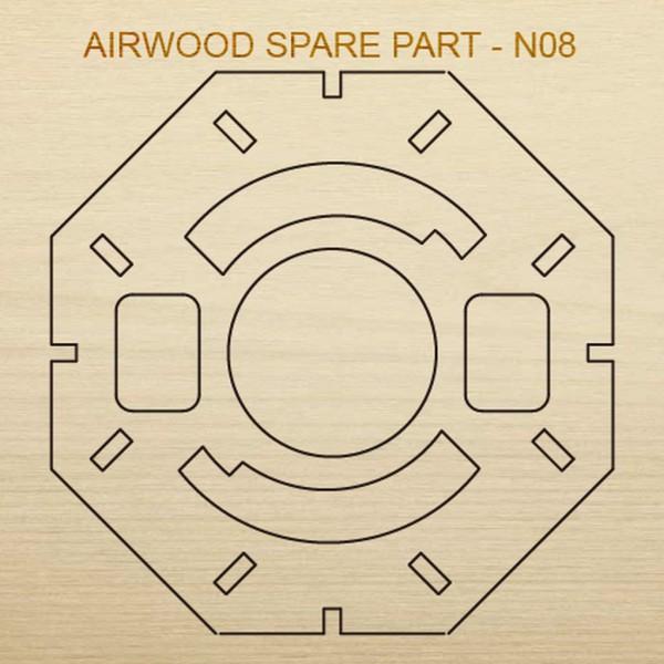 Airwood W20208 Recambio de madera N08