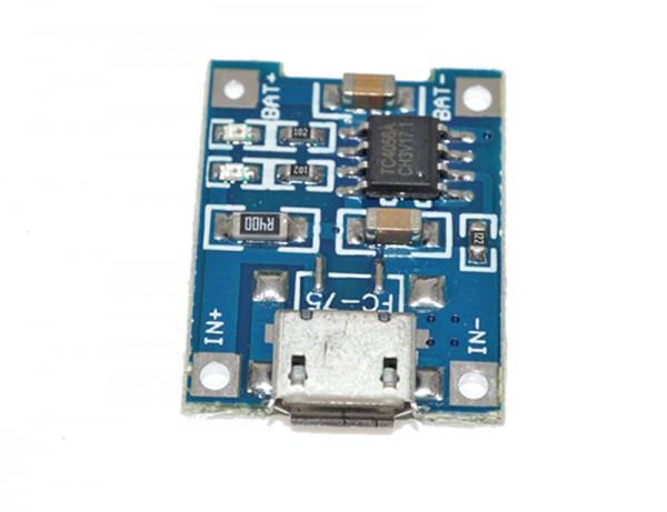 4duino Cargador Micro USB 5V 1A