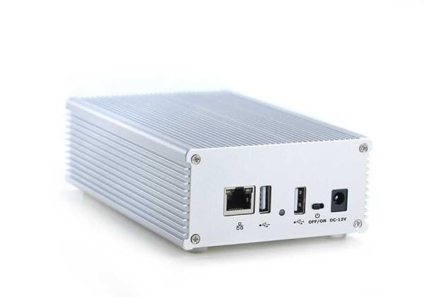 FriendlyELEC Kit NAS de 1 bahía para NanoPi Neo v1.2