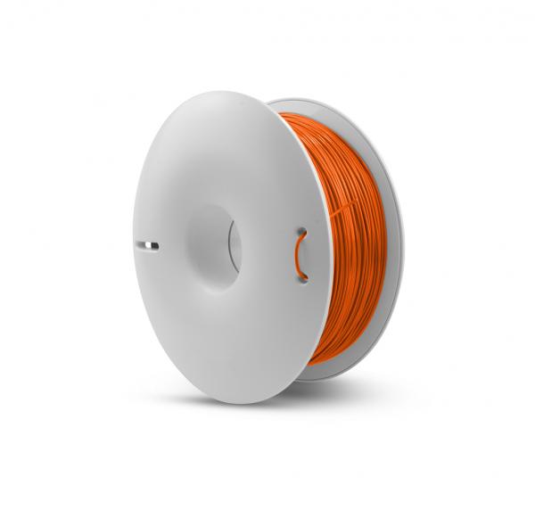 Fiberlogy Filamento 3D HD PLA Naranja 1,75 mm