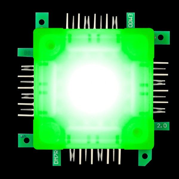 Brick'R'knowledge Brick LED Color Verde