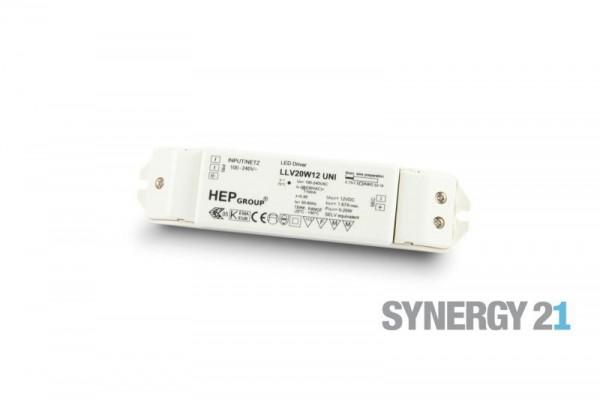 Synergy 21 Alimentación LED - 12V/20W - HEP