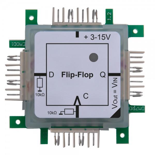 Brick'R'knowledge Lógico D Flip-Flop