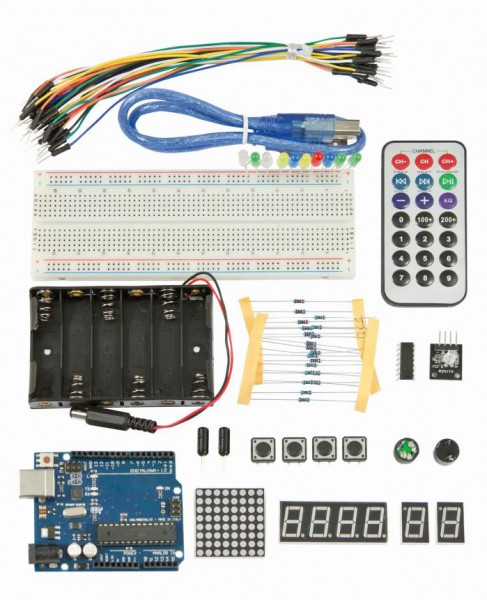 4duino Starter Kit LIGHT UNO R.3