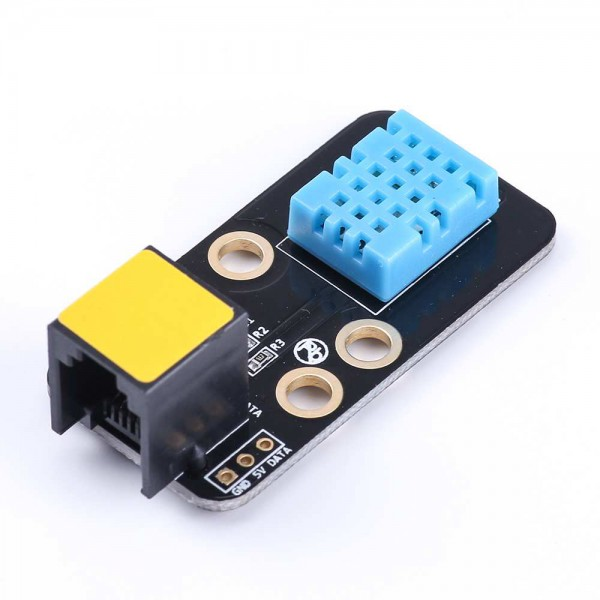 Makeblock 11032 Sensor Temperatura y Humedad STEAM V1