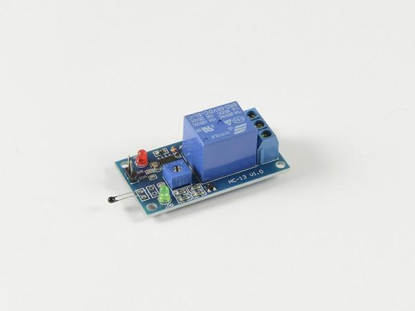 4duino Sensor de temperatura con relé