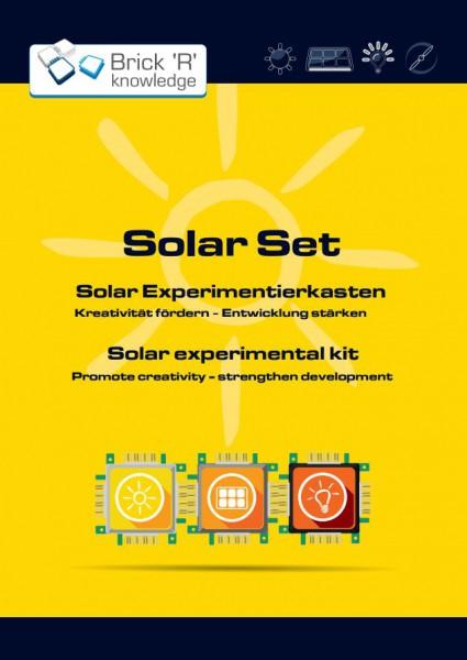 Brick'R'Knowledge Libro Set Solar ENG