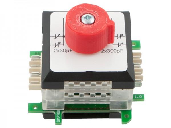 ALLNET Brick'R'knowledge Condensador Variable 2x30pF