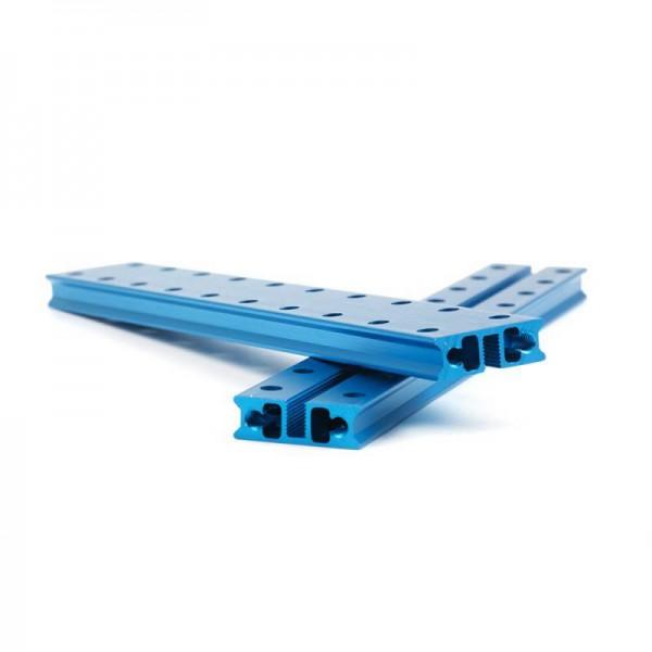 Makeblock Viga deslizadora 0824-160-Azul (Par)